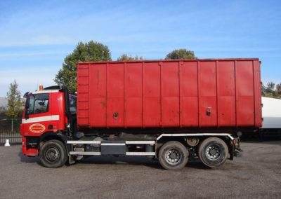 Container 38 m3